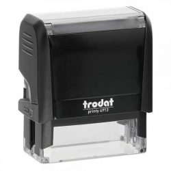 Trodat Printy 4913 Practitioner Stamp (up to 6 lines)